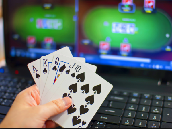 Why there is a need for agents in online gambling?