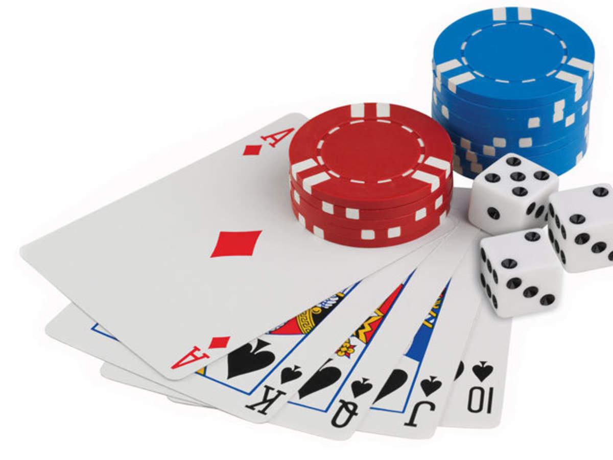 What Make Gambling Don't need You To Know.