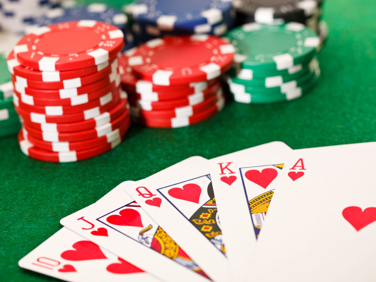 Ways To Get By To Your Gambling