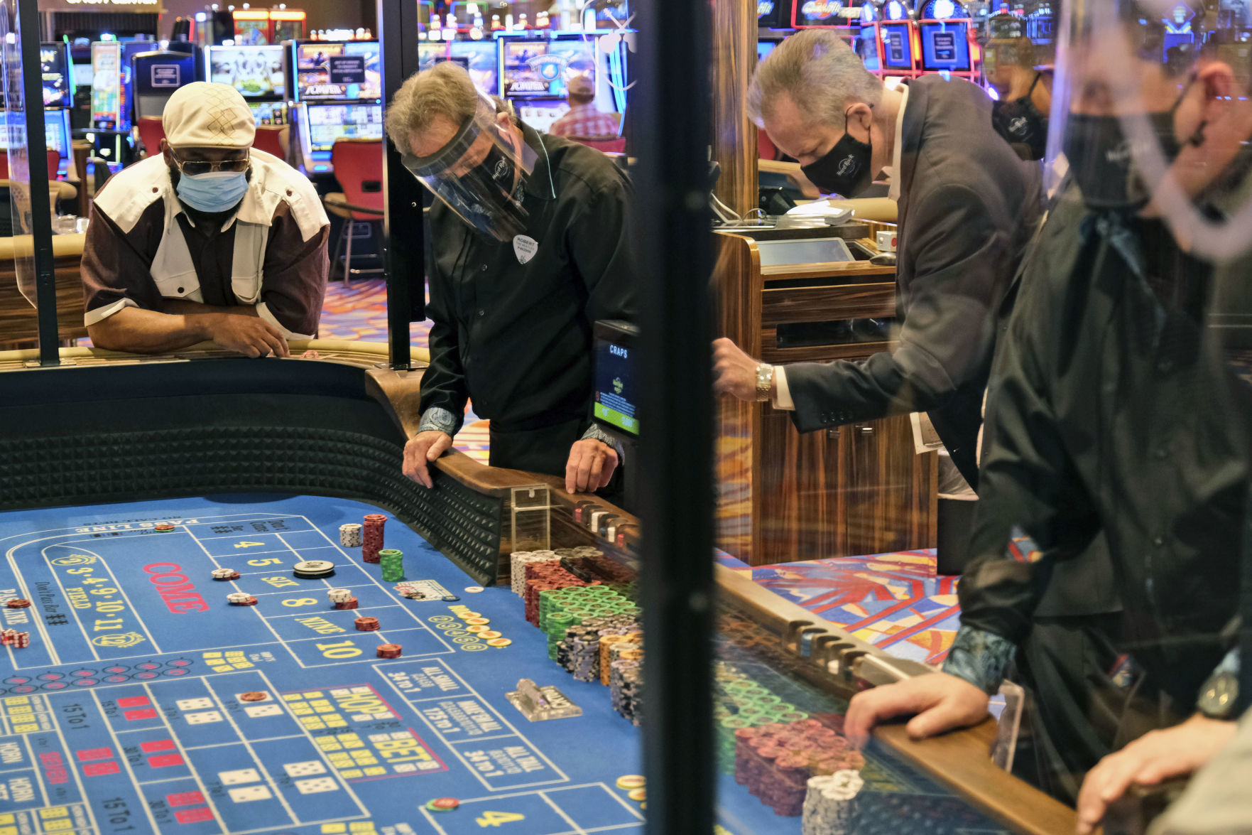 The complete Process of Online Casino