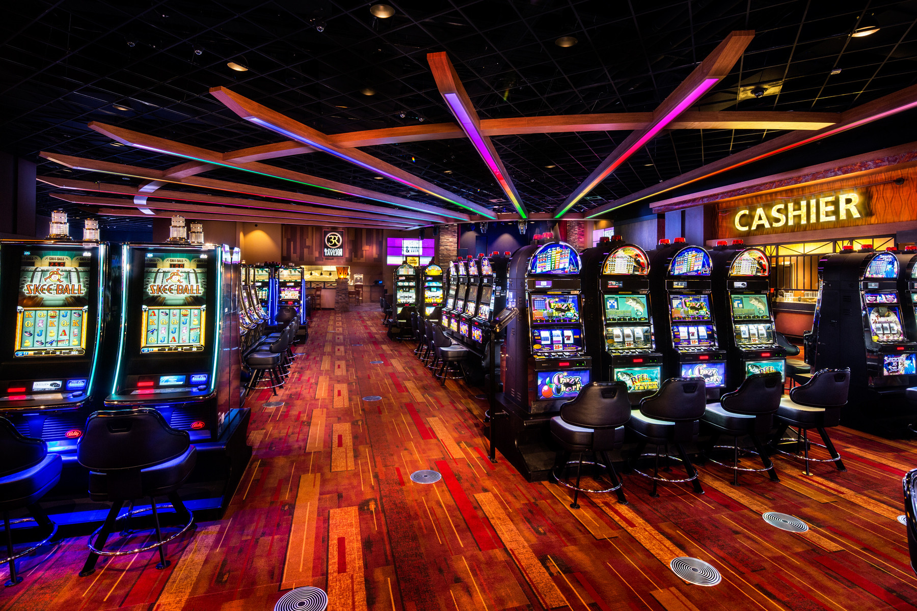 Eight Scary Online Casino Concepts
